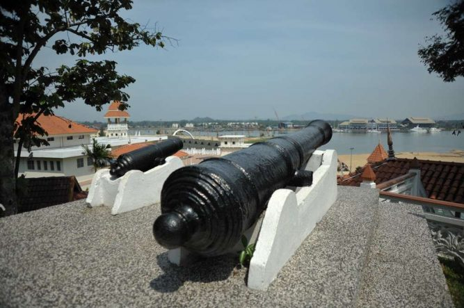 Bukit Puteri - The fort that secured the realm. Photo Credit – http://beautifulterengganu.com