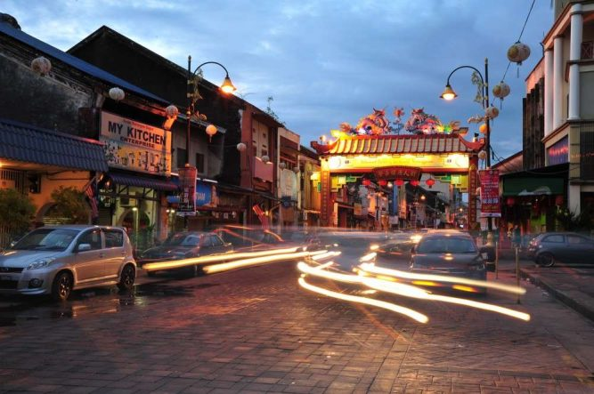 300 Year Old Settlement With Trendy Cafes. Photo Credit - http://beautifulterengganu.com